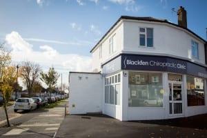 Clinic Exterior- Blackfen Chiro (1)